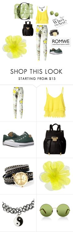 """""""http://www.romwe.com/login_register.php?utm_source=polyvore&utm_medium=contest&url_from=sabinakopicpoly"""" by munevera-berbic ❤ liked on Polyvore featuring Etro, Glamorous, Converse, Ivanka Trump, DOUUOD and Victoria, Victoria Beckham"""