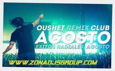 descarga Pack Especial Agosto 2.0 – Oushet Remix Club ~ Descargar pack remix de musica gratis | La Maleta DJ gratis online