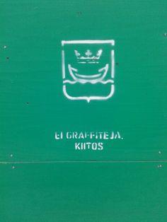"Helsinki ""No Graffiti Please."" But isn't this a graffiti of an official kind?"