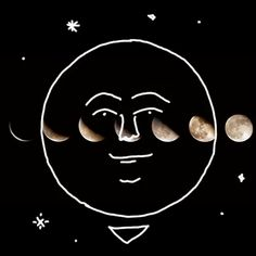 New trendy GIF/ Giphy. moon moons alchemy zapatoverde darks black is the new black surrender to the dark side the planets and the stars are trying to take us illuminati la curiosa is it the night? moon cycle. Let like/ repin/ follow @cutephonecases