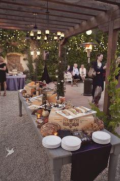 Buffet de quesos / Cheese bar