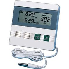 General DTR900 Digital Recording Thermometer with External Probe