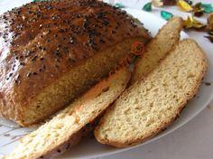 Mayasız ekmek olarak da bilen bu ekmek özellikle kahvaltı sofralarında tercih edebileceğiniz harika bir tarif...