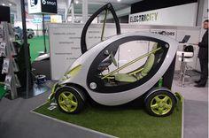 Micron electric vehicle