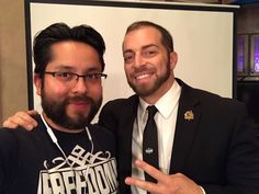 Adam Kokesh has been inspiring thousands of people for ten years. Certainly, he has been very influential in my views towards Voluntaryism.