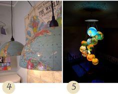 chambre d'enfant : on révise la géographie ? - Plumetis Magazine