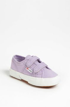 Superga Junior Classic Sneaker (Walker, Toddler & Little Kid) available at #Nordstrom Super cute. Super comfy!