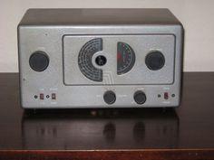 Hallicrafters S-38C Radio