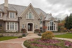 Tudor style home builders