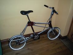 Early Model 3   Airframe Folding Bicycle, no wear, early model (Collecters item.) | eBay