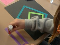 All Things Upper Elementary: Perimeter Problems and Area Art! Lesson