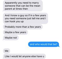 Boyfriend Texts, Boyfriend Goals, Cute Relationships, Relationship Goals, Mean Parents, Cute Text Messages, I Want Love, Cute Texts, Future Goals