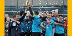 Yeşil sahanın yeni şampiyonu! | KoyuLaci.com
