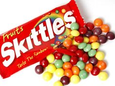 I got: Skittles! Which Candy Best Represents Your Personality?