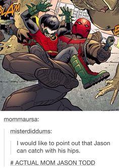 Jason Todd | Red Hood | Damian Wayne | Robin