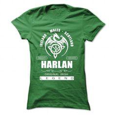Cool Harlan T shirts