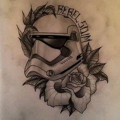 Geek Tattoos, Gray Tattoo, Rebel Scum, Star Wars Tattoo, Nerd Love, Marvel Art, Future Tattoos, Skin Art, Star Wars Art