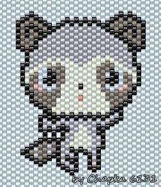 Маленький зоопарк | biser.info - всё о бисере и бисерном творчестве
