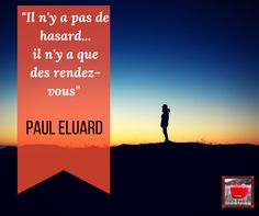 Citation de Paul éluard...