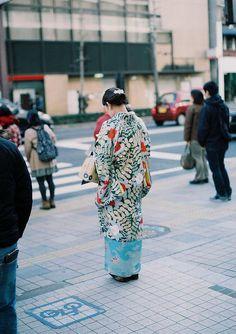 downtown shinjuku - by *dapple dapple on Flickr.