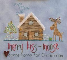 :: ☃ Crafty ☃ Winter ☃ :: Hearts Come Home For Christmas