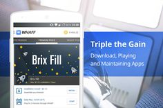 WHAFF Rewards: miniatura da captura de tela