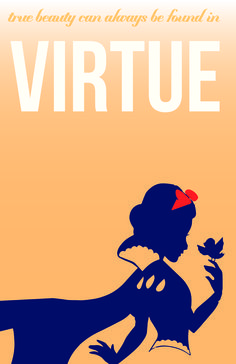 Young Women values with Disney Princess themes- Snow White for virtue