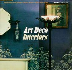 image of Art Deco Interiors