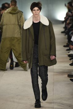 Casely-Hayford Fall 2016 Menswear Fashion Show