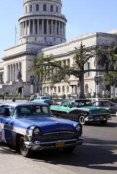 The Seven Manmade Wonders of the Caribbean: Old Havana, Cuba