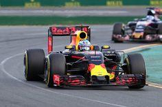 レッドブル:ダニエル・リカルドが4位入賞 / F1オーストラリアGP  [F1 / Formula 1]