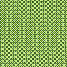 Cotton Wicky Pikes 1 - Katoen - groen