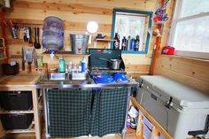 The Flying Tortoise: Tim And Hannah's Tiny Mortgage Free Off Grid Cabin Deserves A Big Round Of Applause...