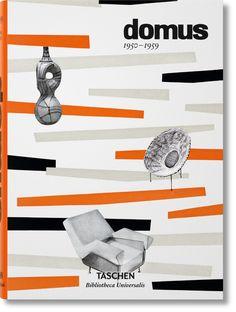 domus 1950s (Bibliotheca Universalis)