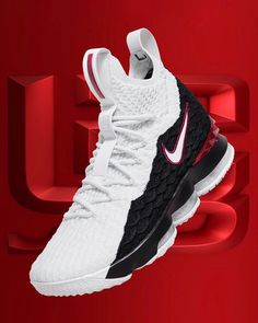 0c8cb175b395 The latest  LeBronWatch 15 from Nike pays homage to  kingjames  first  signature sneaker