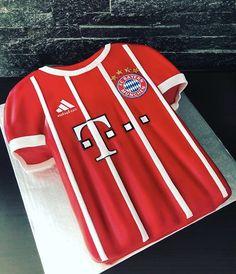 Bayern Trikot Torte Fußball Torte