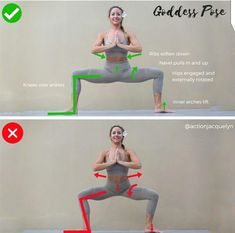 Wow. my knees love me for this! Such a difference in the feel of the pose. #YogaMeditation