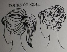 8 Easy and Quick 1960s vintage french roll twist hair bun updos