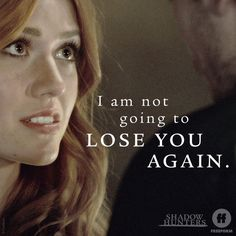 Aw #Clace . #Shadowhunters
