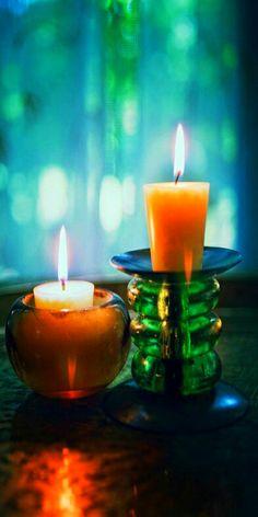 ~ candlelight bokeh ~