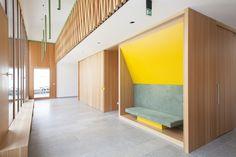 Scuola elementare a Tubre, CeZ Calderan Zanovello Architetti - Porte &…