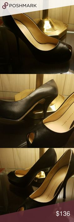 Giuseppe Zanotti Shoes Authentic Giuseppe Zanotti open toe high heels. Giuseppe Zanotti Shoes Heels