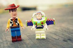 Lego Toy Story!