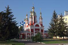 Храмы монастыря. Тамбов