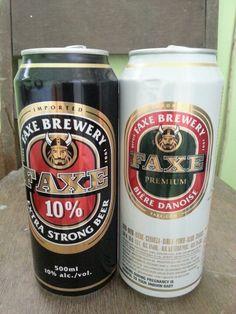 Denmark's Faxe Beer