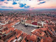 Sibiu became one of the country's most sought after destinations after when it became Cultural Capital of Credits . Sibiu Romania, World Of Wanderlust, Cultural Capital, Most Beautiful Cities, Amazing Places, Most Visited, Best Cities, Eastern Europe, Bulgaria