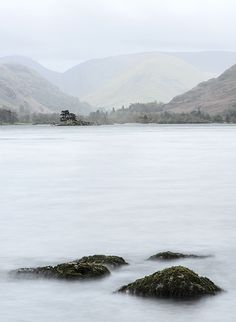 Before the hail, Ullswater, Lake District