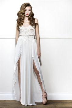 אייזן-שטיין 2012: שמלות כלה אוסקר - וואלה! מזל טוב