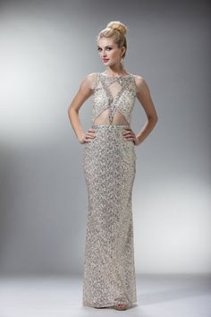 Look like a princess in this sparkling gown from Cinderella JC3140. All eyes are on you as you shimmer from head to toe in full sequins and body conscious cut. The illusion scoop neckline is covered in skin exposing cut outs that are encrusted in magnificent beadwork. http://www.trendycollection.com/cinderella-item-52657&category_id=0&ajax=1?category_id=0&brands=14&iteration=7.4&scrollflag=1&event=