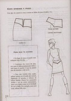 modelist kitapları: Miguel Angel Cejas - confección y diseño de ropa Mccalls Patterns, Sewing Patterns, Miguel Angel, Sewing Hacks, Sewing Tutorials, Pola Rok, Modelista, Free Books Online, Album